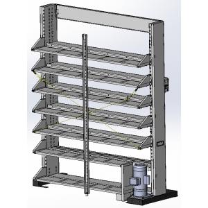 Backside Panel Storage Set of PA4-4