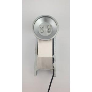 Pressure Meter to register the clamping pressure